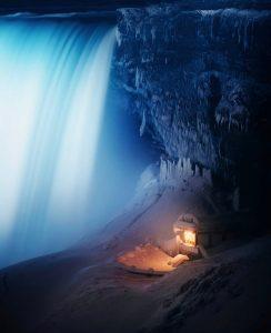 Niagara nieve