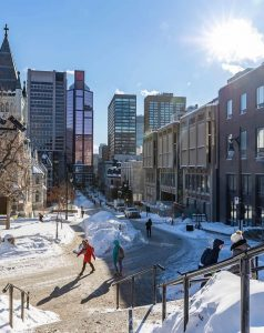 Montreal Nevado